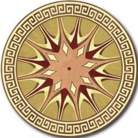 Rosette for parquet   R-005 (Elite Ukraine parquet)