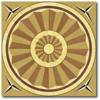 Rosette for parquet   R-007 (Elite Ukraine parquet)