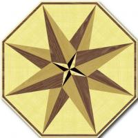 Rosette for parquet   R-020 (Elite Ukraine parquet)