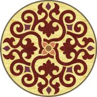 Rosette for parquet   R-031 (Elite Ukraine parquet)