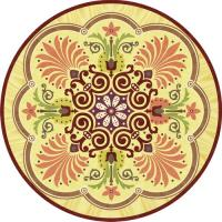 Rosette for parquet   R-037 (Elite Ukraine parquet)