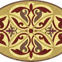 Rosette for parquet   R-041-2(Elite Ukraine parquet)
