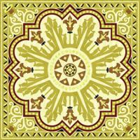Rosette for parquet   R-059 (Elite Ukraine parquet)