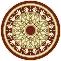 Rosette for parquet   R-088 (Elite Ukraine parquet)