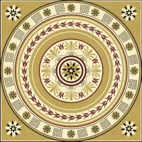 Rosette for parquet   R-107 (Elite Ukraine parquet)