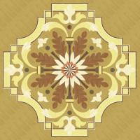 Rosette for parquet   R-108 (Elite Ukraine parquet)
