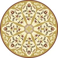 Rosette for parquet   R-113 (Elite Ukraine parquet)