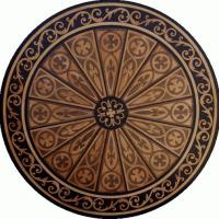 Rosette for parquet   R-117 (Elite Ukraine parquet)