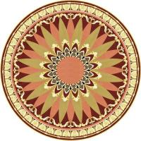 Rosette for parquet   R-137 (Elite Ukraine parquet)