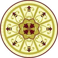 Rosette for parquet   R-141 (Elite Ukraine parquet)