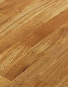 Parquet Oak Rustic coating: oil